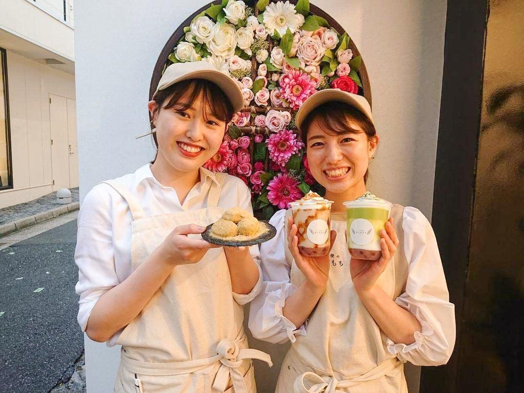 神戸経済新聞の2021年上半期PV1位はわらび餅専門店「とろり天使のわらびもち 神戸三ノ宮店」オープン記事
