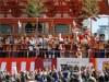 生田神社で節分祭 ワタナベフラワー、坂口佳穂さんも初参加