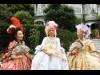 神戸北野異人館でロココドレス体験 「KOBE観光Week」の一環で