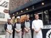 神戸・南京町にピザレストラン 老舗かまぼこ工場をリノベーション