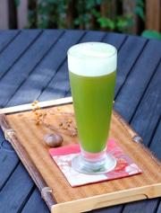 高知の土佐茶を使った「津野山ビール」、「お茶の香りが良い」と好評