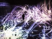高知にデジタルアート集団「チームラボ」 アート作品、未来の遊園地など7作品