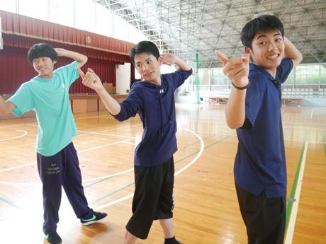 高知中央高ダンス部が2つの全国大会へ ロックダンスで日本一目指す