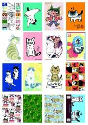高円寺で猫好き漫画家がグループ展 原画の抽選販売も