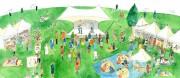 桃井原っぱ公園で「西荻ラバーズフェス」 西荻窪の飲食店や雑貨店、こたつの用意も