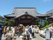 新高円寺の智光院で手作り市 アクセサリーや雑貨、地元カフェなど出店も