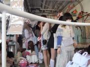 高円寺の美容室で「春の宝探し」マーケット 古着7店がコレクション販売