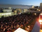 ルミネ荻窪屋上に2日間限定の野外映画館 3世代で楽しめる作品上映、飲食出店も