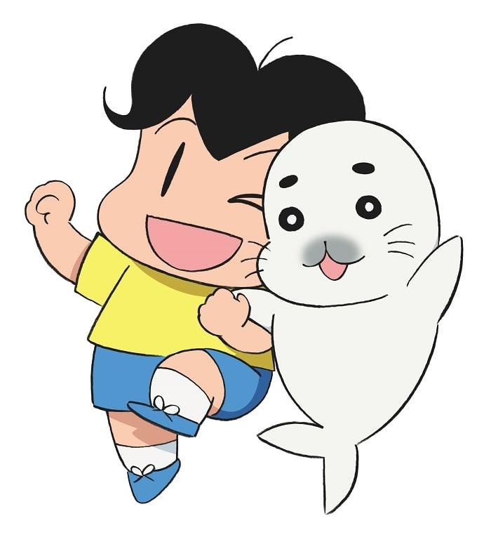 「少年アシベ Go!Go!ゴマちゃん」©森下裕美・OOP/Team Goma