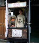 阿佐ヶ谷に焼きいも専門店 宮崎産「熟成 日向蜜いも」を量り売りで