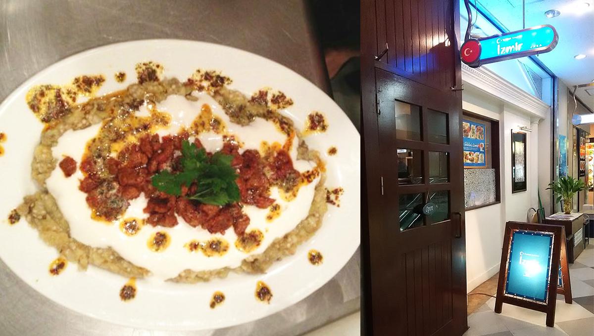 トルコ料理「イズミル」