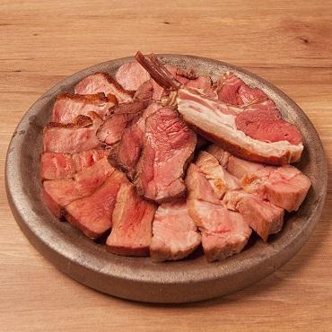 肉盛りのイメージ