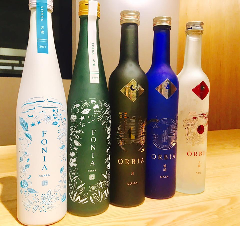 「WAKAZE」の日本酒