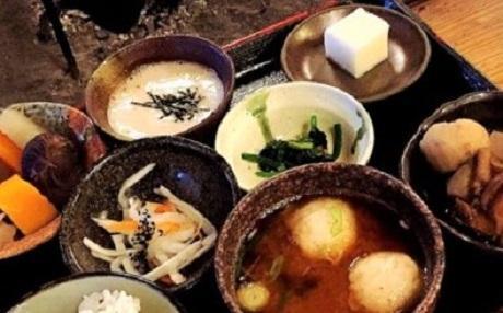 季節の郷土料理のイメージ