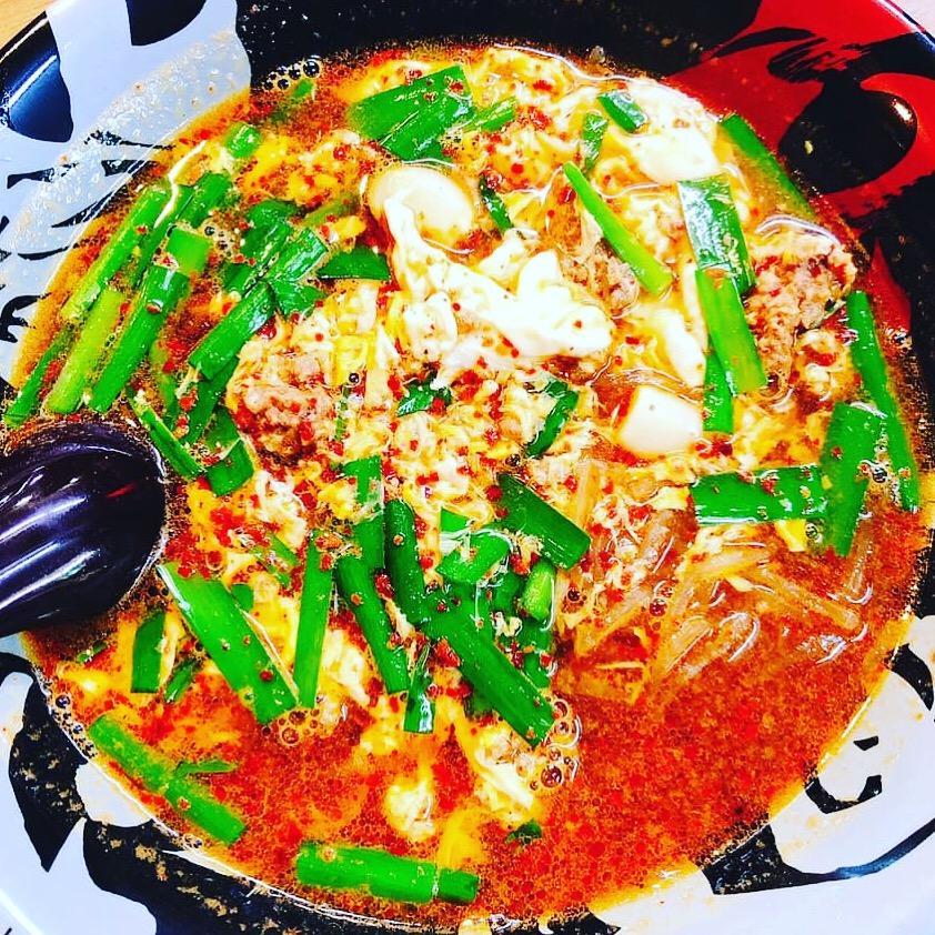 人気の「宮崎辛麺」