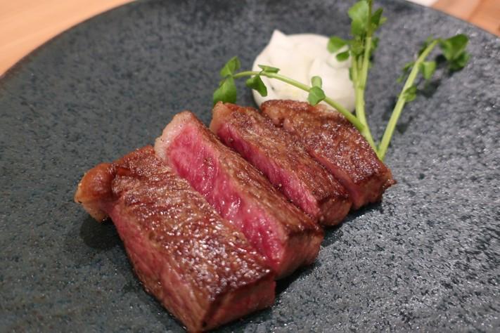 最上級和牛ステーキ(150グラム)