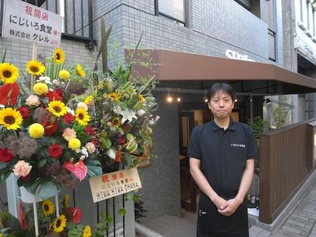 店長の平川さん