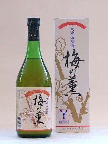 大倉山梅酒「梅の薫」