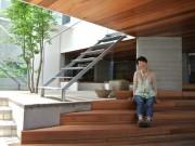 日吉に傾斜地利用したイベントスペース「Casaさかのうえ」