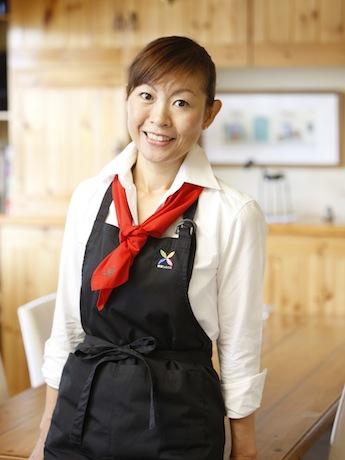 野菜ソムリエで料理研究家の鈴木佳世子さんによる講演会も
