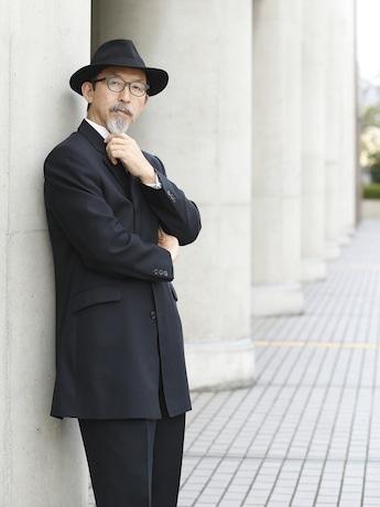 外尾悦郎さん Photo by Katsuyuki Hatakenaka