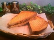 東南アジアのおやつ「カヤトースト」-仲町台のパン店が現地の味再現