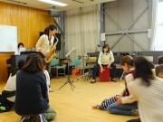 プロミュージシャンによるリトミック&コンサート-横浜北部で定期開催