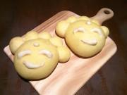 仲町台のパン店で「鎌倉大仏パン」 鎌倉小町通りのカフェとコラボ