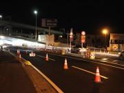 第三京浜港北IC、一般道からの進入方法を変更 ドライバーは注意必要