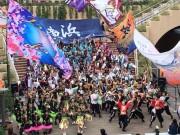 トレッサ横浜で震災復興よさこい応援団イベント 東北の手作り雑貨販売も