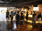 ラー博1階展示ギャラリーリニューアル 室町時代のラーメンなど新発見を紹介
