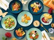 イケア港北、レストランで期間限定8種類のサーモンメニュー