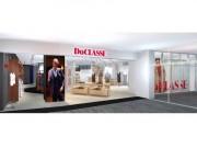 ノースポートに「DoCLASSE」直営店 レディース・メンズそろえる大型店舗