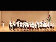 横浜・都筑公会堂でかなりあ少年少女合唱団によるファミリーコンサート