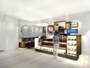 日吉東急キーコーヒー 喫茶コーナー併設でリニューアルオープン
