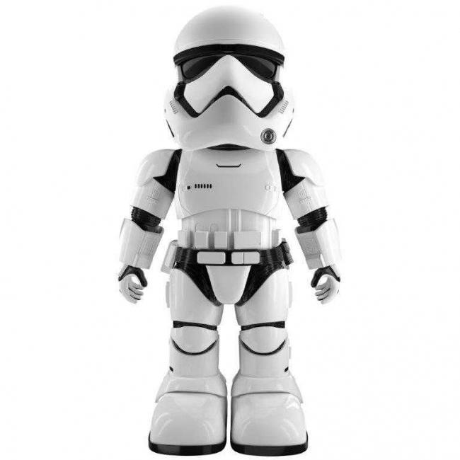 スターウォーズキャラの二足歩行ロボット、ヴィレヴァンオンラインで予約開始
