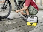 ケルヒャー、同社初の給水タンク一体型・バッテリー式洗浄機発売へ