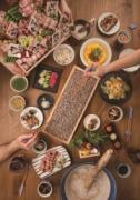 横浜・青葉台にそば屋「じねんじょ庵」オープン 11種類のつけ汁や野菜巻き串など