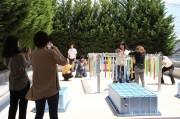 横浜市民ギャラリーあざみ野で初心者向けデジタル一眼講座