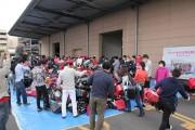 ランドセル8000個がアフガニスタンへの旅立ち準備 海外の子どもへ送るイベント