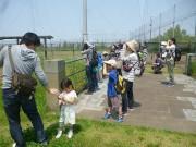 新横浜公園で小学生と親対象に「いきもの観察会」 生物多様性など学ぶ