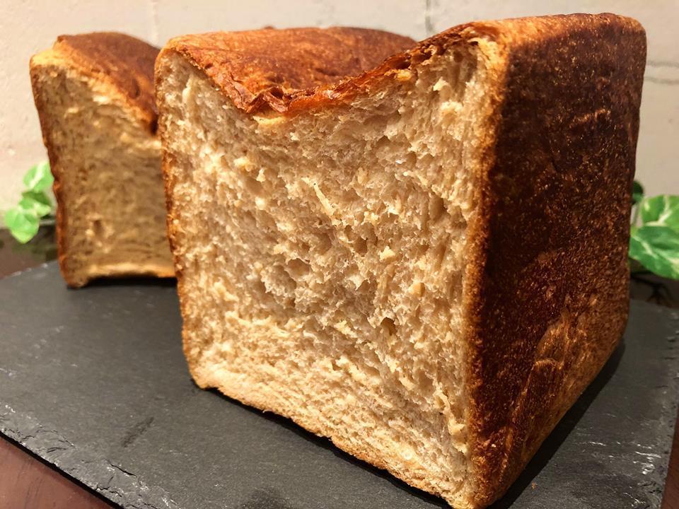 メープル食パン