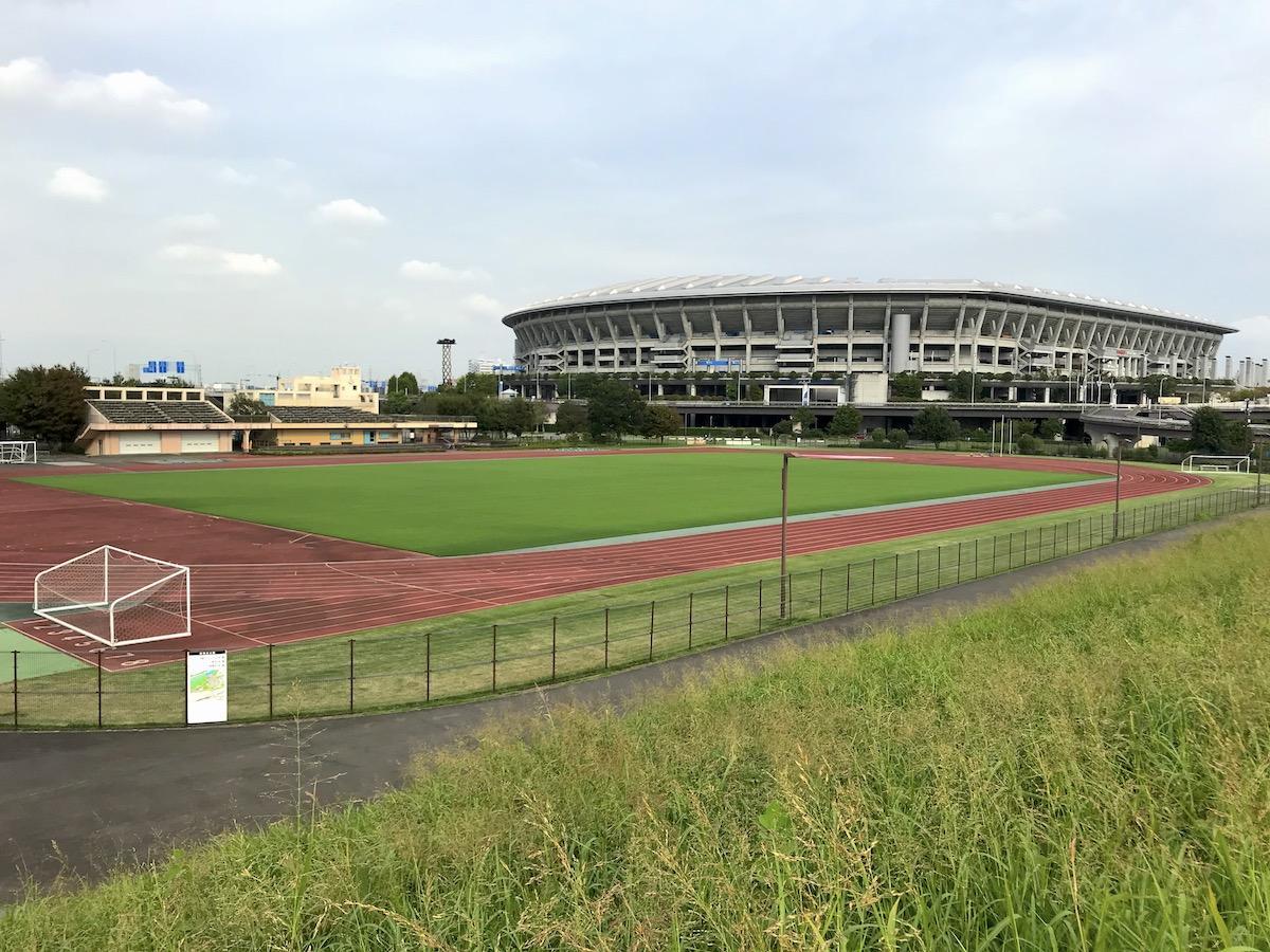 会場となる新横浜公園