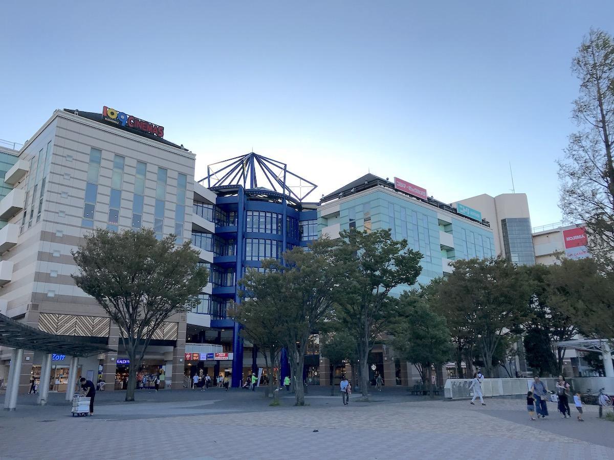 港北TOKYU S.C.をはじめセンター南周辺の商業施設で