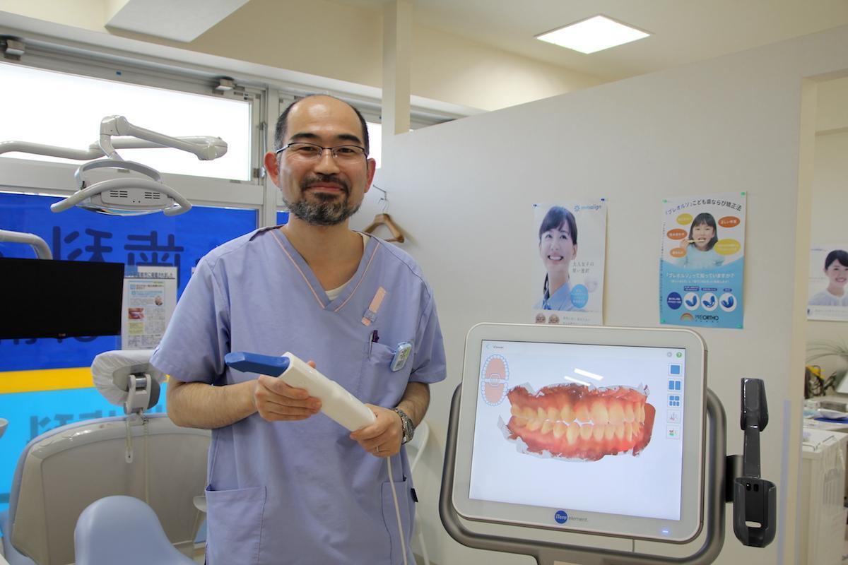 荏田ファミリー歯科・矯正歯科の八幡誠院長