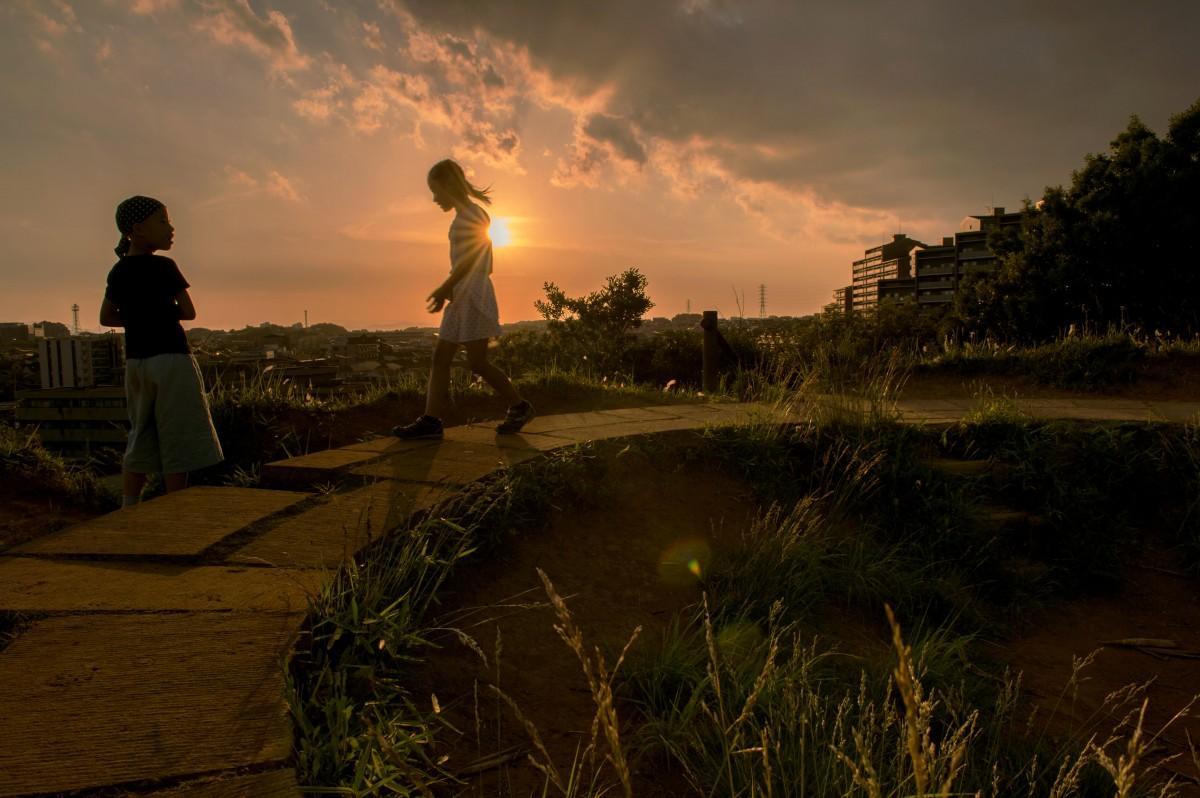 昨年の最優秀賞。撮影者は海野智史さん。撮影場所は山田富士公園