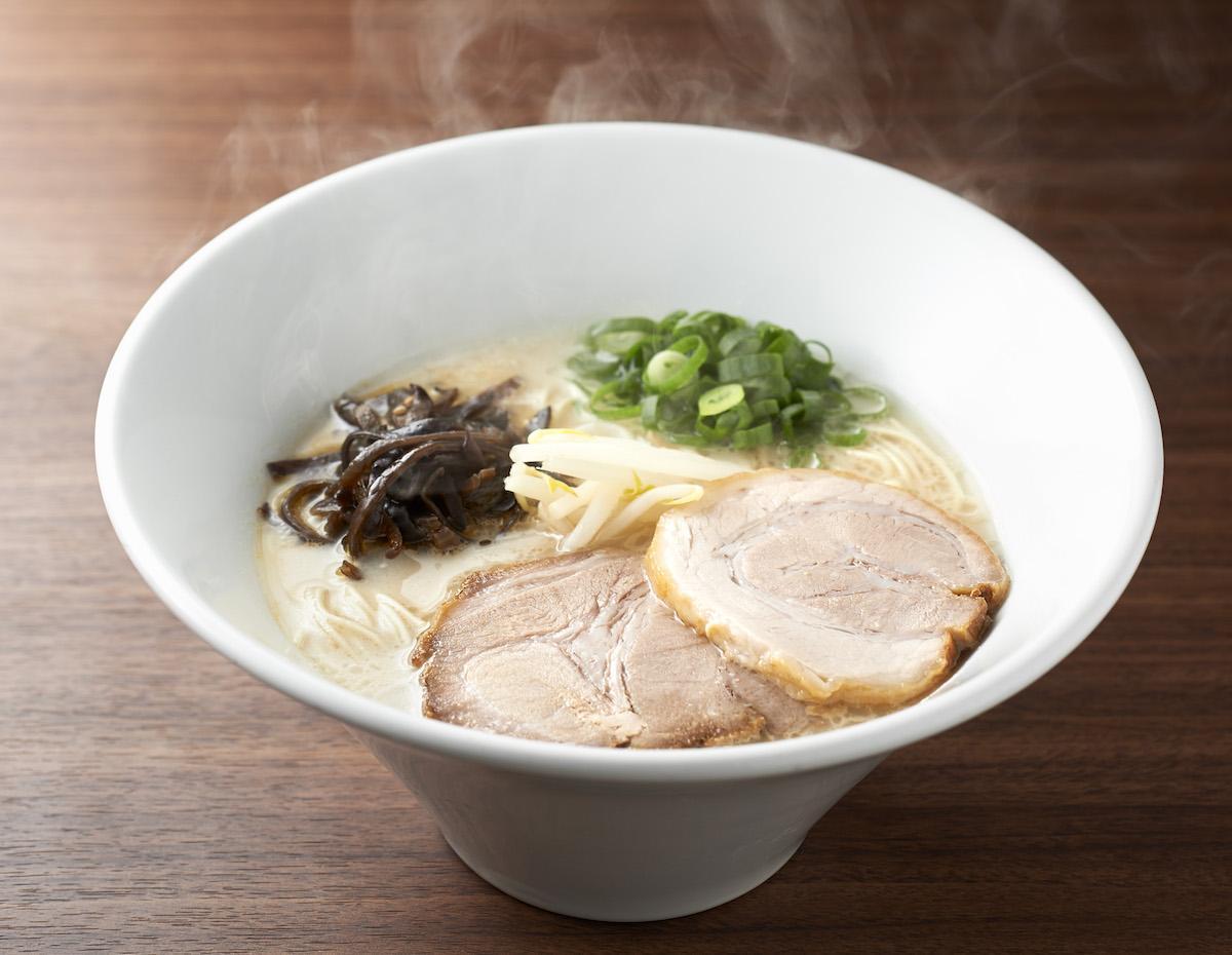 シルキーなスープが特徴の「白丸元味」