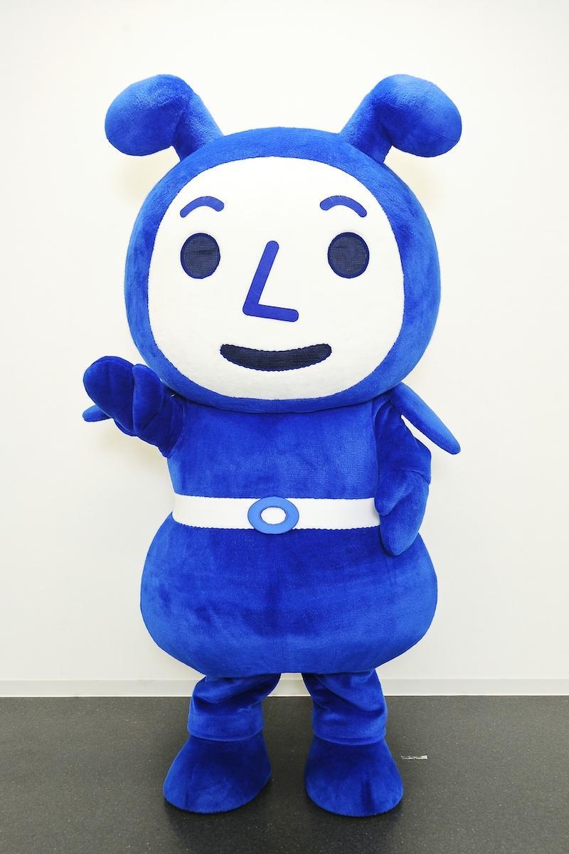 横浜アリーナ公式キャラクター「ヨコアリくん」