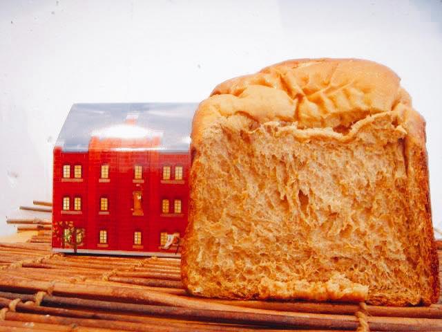 赤レンガ食パン