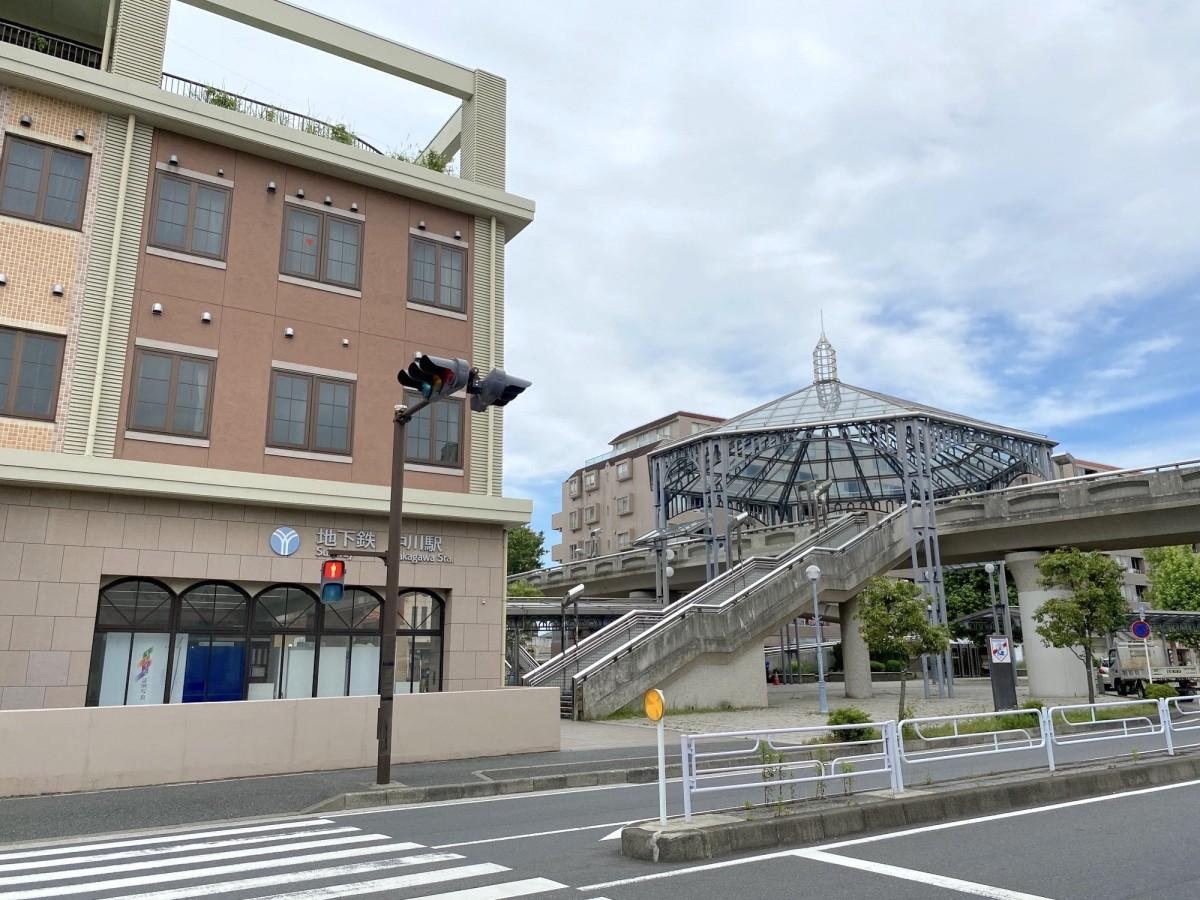 中川駅周辺など広く中川エリアの魅力を募集